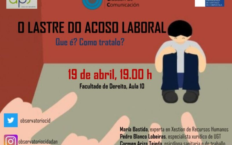 O lastre do Acoso Laboral